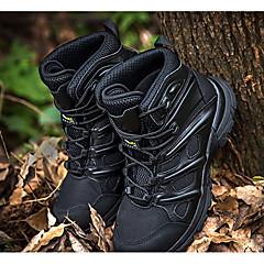 נעלי טיולי הרים נעלי הרים לגברים נגד החלקה חסין בפני שחיקה קל במיוחד (UL) טבע סקאי PU ספורט פנאי