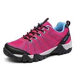 ספורטיבי נעלי ספורט נעלי טיולי הרים נעלי הרים לנשיםנגד החלקה Anti-Shake ריפוד אוורור חסין בפני שחיקה ייבוש מהיר עמיד למים נושם ניתן