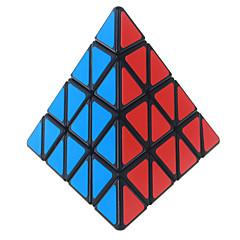 Shengshou® Glatte Geschwindigkeits-Würfel Pyraminx Profi Level Magische Würfel Schwarz Weiß Glatte Aufkleber / Anti-Pop Einstellbare Feder