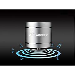 Адин d3 супер звук мини 5w HIFI вибрации динамик 3,5 мм аудио вход / выход FM вибрационный динамик 360 Hifi Arround звуковой динамик