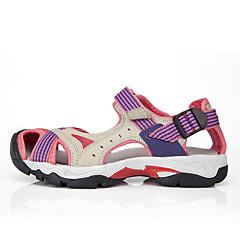 Tênis Tênis de Caminhada Sapatos Casuais Mulheres Anti-Escorregar Anti-Shake Almofadado Ventilação Impacto Secagem Rápida Respirável