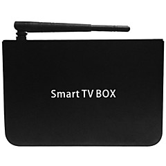 T9 Amlogic S812 Android TV Box,RAM 2GB ROM 8GB Quad Core 2.4GHz Wireless Bluetooth 4.0