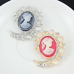 Brože Slitina Zlatá Stříbrná Šperky Svatební Párty Zvláštní příležitosti