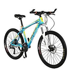 Mountain Bike Biciklizam 27 Brzina 26 inča/700CC Uniseks Odrasla osoba Shimano Disk kočnica Suspension Fork Okvir od aluminijske legure