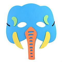 Masque d'Animal Eléphant Sports & Loisirs d'Extérieur Carnaval Le Jour des enfants Mascarade 1