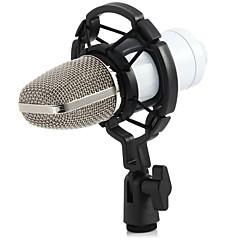 Profesionální bm700 kondenzátorový mikrofon s kardioidní KTV profesionální zvuk studio vokální nahrávání mic