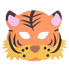Masky zvířat Tiger Zábava na ven a sport Karneval Den dětí Plesová maškaráda 1