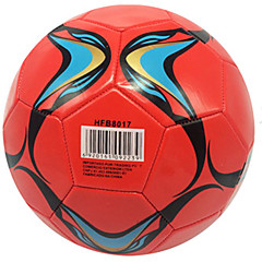 Football(Rouge,PVC)Haute élasticité Durable