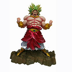 Anime Action Figures geinspireerd door Dragon Ball Saiyan PVC 25 CM Modelspeelgoed Speelgoedpop