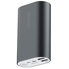 10000mAhbanco do poder de bateria externa Output Múltiplo com cabo 10000 2100 Output Múltiplo com cabo
