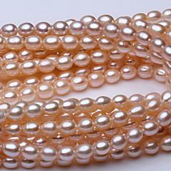 Colliers/Sautoir Perle imitée Chaîne unique Forme de Cercle Perle Basique Mode euroaméricains Bijoux PourMariage Occasion spéciale