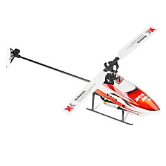 XK K110 RTF Brushless Helicopter Remote Control Six Passed No Propeller Aircraft Aircraft Model Unmanned Aerial Vehicle