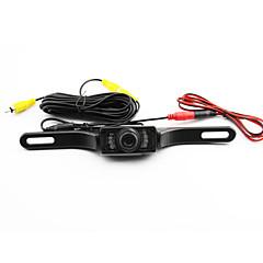 駐車支援システムの車のリアビューカメラのオートIR CCD 1080 HDはバックミラーユニバーサルバックアップカメラ防水ナイトビジョンを逆転します