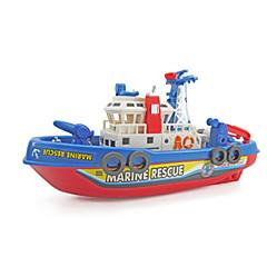 Wasserspielzeug Model & Building Toy Nachts leuchtend Klang Kriegsschiff Plastik