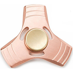 Fidget spinner legetøj lavet af titanium legering keramisk bærende spinning tid high-speed