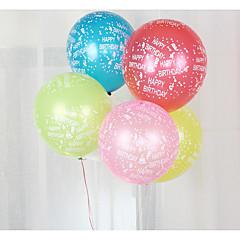Ballonger Ferieartikler Sirkelformet 2 til 4 år 5 til 7 år 8 til 13 år 14 år og oppover