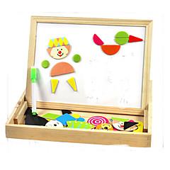 Puzzle Vzdělávací hračka Stavební bloky DIY hračky Čtvercový 1 Zábava pro volný čas