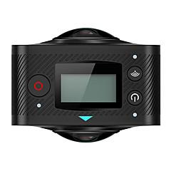 SWQ9 16MP 2048 x 1536 Anti-Choque Impermeável Conveniência Sem Fio Não 2 CMOS 64 GB H.264 Chinês
