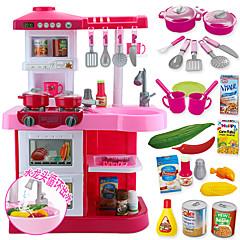 Hrajeme si na... Toy kuchyňských sestav Toy Foods Kulatý Chlapecké Dívčí