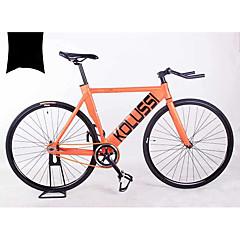 Fiksni oprema Bicikli Biciklizam Others 26 inča/700CC V-kočnica Bez prigušenja Okvir od aluminijske legure Bez prigušenja Kick pedala