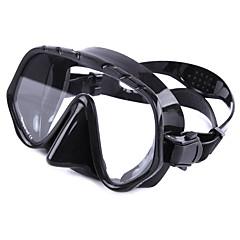 Máscaras de mergulho Mergulho e Snorkeling Vidro Silicone