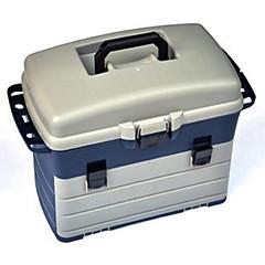 Tasche für die Angelausrüstung Angelkasten Wasserdicht32 Kunststoff