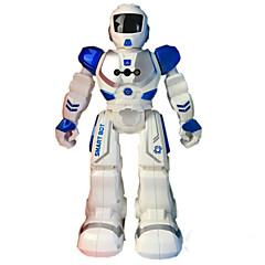 Robot 2.4G Fjernbetjening Sang Dans Vandring Smart Self Balancing Programbar Børne Elektronik Legetøj Tal & legesæt