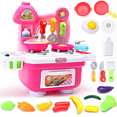 Hrajeme si na... Toy kuchyňských sestav Toy Foods Hračky Chlapecké Dívčí