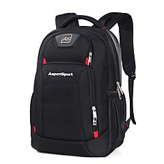 mochila mochila notebook homens aspensport 18 polegadas laptop para homens mochila impermeável adolescentes