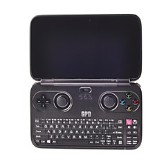 Gpd win pc spilkonsol 5,5 tommer windows 10 intel kirsebær spor z8750 quad core 1.6ghz i-celle ips skærm aluminium version