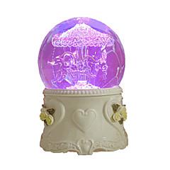Spieluhr Sphäre Keramik Glas Unisex