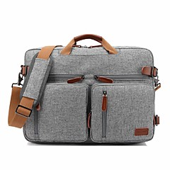 17.3 Zoll Business Laptop Multifunktions Handtasche Rucksack Schultertasche Notebook Tasche für Dell / hp / lenovo / sony / acer /