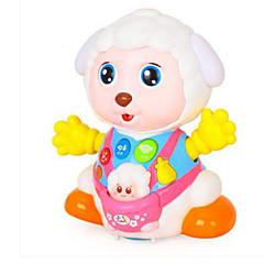 Bildungsspielsachen Spielzeuge Spielzeuge Kreisförmig Schaf Tiere Stücke