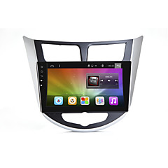 Bonroad 9Quad Core 1024*600 Android 6.0 Car DVD GPS Player For Solaris Verna Accent Car PC Headunit Car Radio Video Player Navigation