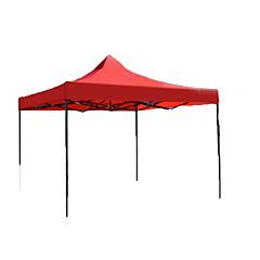 Suojat ja pressut Retkisuoja Yksittäinen teltta Yksi huone Taitettava teltta Vedenkestävä Ultraviolettisäteilyn kestävä varten Retkeily