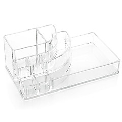 Cosmetic Box Others Makeup Storage Solid Quadrate Acrylic