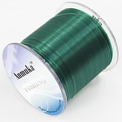 Anmuka Fishing Line 500m Monofilament Strong Quality Color Nylon Fishing Lines 8LB 12LB 16LB 20LB 25LB 30LB 35LB 40LB 45LB 50LB 60LB 70LB 80LB