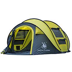 GAZELLE OUTDOORS 3-4 henkilöä Teltta Yksittäinen teltta Yksi huone Upota teltta Vedenkestävä Tuulenkestävä Ultraviolettisäteilyn kestävä