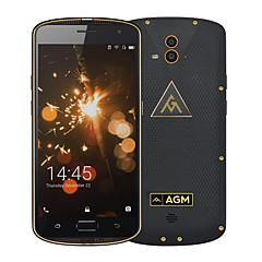 AGM AGM X1 (Golden) 5.5 polegada Celular 4G (4GB + 64GB 13 MP oito-núcleo 5400)