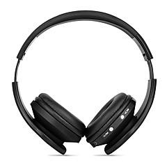 Căști fără fir cu căști stereo pliabile cu funcții bluetooth, cu microfon încorporat și control al volumului