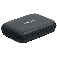 Orico-phb-25 2,5-tommers harddiskbeskyttelsespakke støtsikker svart