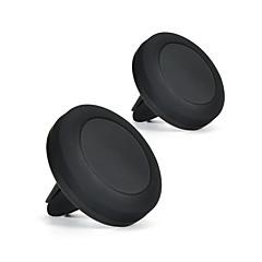 Magnetisk bilmontering telefonholder kawell luftventil magnetisk universal bilholder til smartphones, herunder iphone 7 (2 pak)