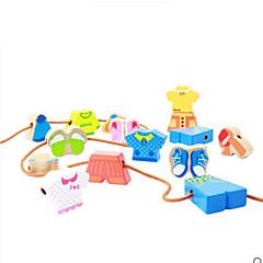 צעצועיערכת עשה זאת בעצמך לקבלת מתנה אבני בניין ריבוע צעצועים