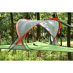 2人 テント 折り畳みテント キャンプテント ナイロン アルミニウム合金 防水 防塵 耐摩耗性 テント-キャンピング&ハイキング ハイキング 屋外-