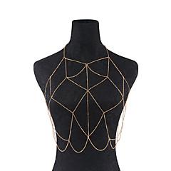 Γυναικεία Κοσμήματα Σώματος Body Αλυσίδα / κοιλιά Αλυσίδα Μοντέρνα Χειροποίητο Geometric Shape Κοσμήματα ΓιαΚαθημερινή Ένδυση Causal