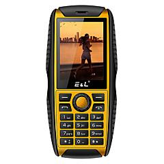 E & l s200 klávesnice mobilní telefon klávesnice vodotěsný nárazuvzdorný telefon levný robustní telefon