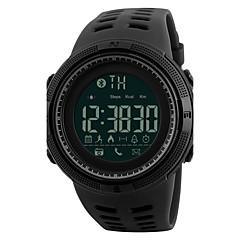 SKMEI Herrn Sportuhr Militäruhr Modeuhr Armbanduhr Einzigartige kreative Uhr Digitaluhr Japanisch digitalLED Fernbedienung Kalender