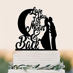 Tortenfiguren & Dekoration Gute Qualität Hochzeit Geburtstag Hochzeit Geburtstag PVC Tasche