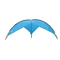 5-8人 シェルター&タープ テント 折り畳みテント キャンプテント キャンバス 防水