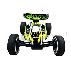 WL Toys Carroça 1:24 Carro com CR 2.4G Pronto a usar 1 x manual 1x Carregador 1 carro RC x